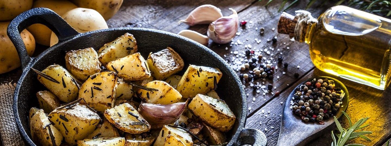 Griechische Gerichte mit Olivenöl | Taste of Koroni